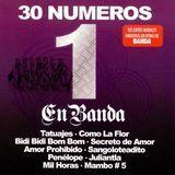 30 Numero 1 en Banda [CD]
