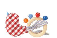 Käthe Kruse Babyspielzeug Greifling Luckies Geigei Vogel - Bonuspunkte sammeln, Rechnungskauf, DHL Blitzlieferung!