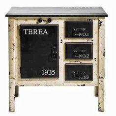 Old Oven Cooker Dresser Cabinet Dressers U0026 Cabinets, Double Garage, Oven  Cooker, Interior