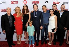 Dexter Daily | Latest News and Season 8 Spoilers: PHOTOS: David Zayas Attends the Premiere Screening of Dexter Season 8