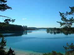 Kai iwi lakes, NZ
