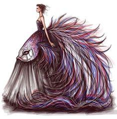 Couture week by Shamekh Bluwi