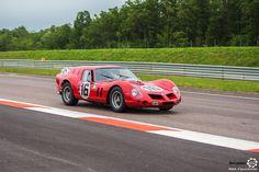 #Ferrari #250 #Breadvan au Grand Prix de l'Age d'Or. #MoteuràSouvenirs Reportage complet : http://newsdanciennes.com/2016/06/06/jolis-plateaux-beau-succes-grand-prix-de-lage-dor-2016/ #ClassicCar #VintageCar