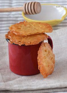 Te explicamos paso a paso, de manera sencilla, la elaboración del postre galletas finas de miel crujientísimas. Ingredientes, tiempo de elaboración