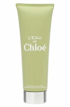 Chloe 'L'Eau de Chloe' Hand Cream