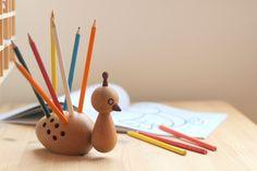 Peacock blyantsholder, Elements Optimal