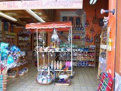 Tienda de Dulces.  Candy Store