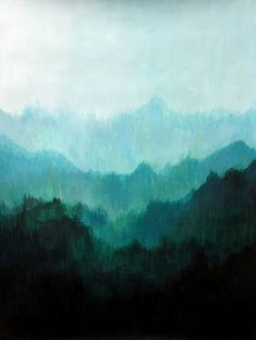 Mists No. 2 Art Print by Prelude Posters