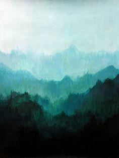 Mists No. 2 Art Print