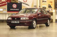 1995: Vauxhall Cavalier III 2.5 V6 CDX