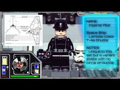 Minifig Galaxy 'Classic LEGO Star Wars' Imperial Shuttle Set 10212 – 2010 - Power of the Brick