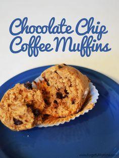 Chocolate Chip Coffee Muffins