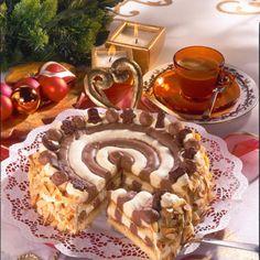 Eierlikör-Schokoladen-Torte Rezept   LECKER