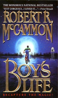 one of my favorite books of all time. i think i have read boy's life a billion times. i have gone through two paperbacks from re-reading. this is a great summer read!!!