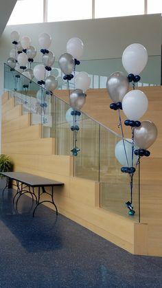 Fernando Balloon Bouquet50 Birthday PartiesRetirement decorating