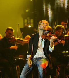 David Garrett LIVE IN MUNICH 2012