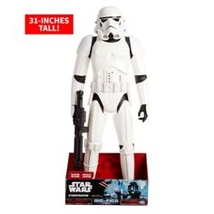 Star Wars Rogue One 31-Inch Stormtrooper Action Figure