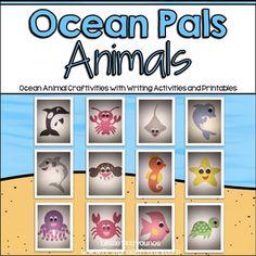 Ocean Animal Craftiv