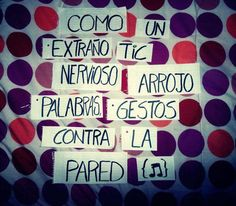No existes - Soda Stereo Soda Stereo, Lyrics, Eyeshadow, Feelings, Posters, Humor, Quotes, Gustavo Cerati, Song Quotes