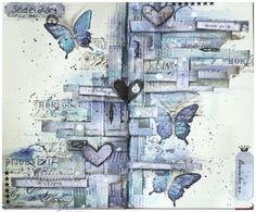a sprinkle of imagination: Secret Diary - Journal Page