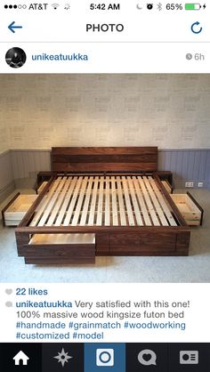 bed storage such a good idea