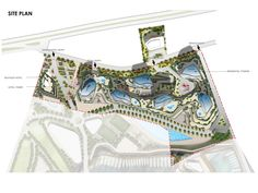"""Gallery of Forum Studio's """"The Pearl of Istanbul"""" Features a Marina of Man-Made Islands - 12"""