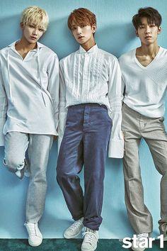 Jeonghan, Joshua & Wonwoo