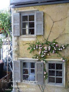 *♥ Atelier de Léa - Un Jour à la Campagne ♥*: Villa des Roses