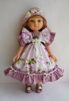 Нарядный комплект для куколки размером 30 — 32 см Paola Reina и им подобным / Одежда для кукол / Шопик. Продать купить куклу / Бэйбики. Куклы фото. Одежда для кукол