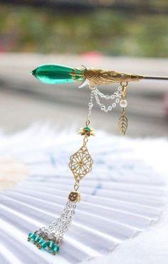 Hair Accessories Jewelry Simple 59 Ideas - Geisha - - New Ideas Hair Accessories For Women, Jewelry Accessories, Fashion Accessories, Women Jewelry, Fashion Jewelry, Fashion Hair, Simple Jewelry, Cute Jewelry, Hair Jewelry