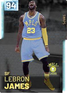 ea25de36c9f (403) Custom Cards - 2KMTCentral. Laura&Antwan · Los Angeles Lakers