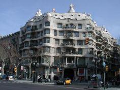 Seen it, La Pedrera by Gaudi, Barcelona