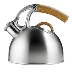 It's Kitchen Design Week on Saveur.com, and first up is this streamlined little tea kettle - a great example of smart product design.