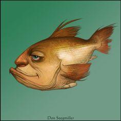 fish - Don Seegmiller