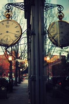 I'm late, I'm late. Portland, ME
