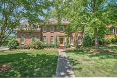GREAT traditional corner lot home in ST GEORGE PLACE!!