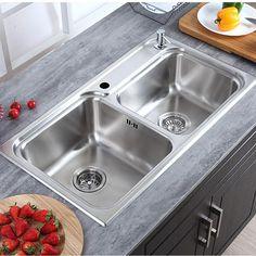 Zlewozmywaki Konglomeratowe Blanco / Blanco Kitchen Composite Sinks / Kuchen  Spulen Blanco | Pinteu2026