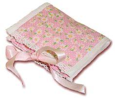 Porta absorvente de tecido passo a passo