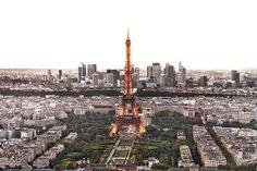 Com 56 andares a Torre Montparnasse é uma das melhores vistas da cidade. ⠀ ⠀ Câmera: Canon 7D  Distância focal: 80mm Abertura: F10 Tempo de exp: 1/60s ISO: 3.200 ⠀ 🗼.❤. 📷