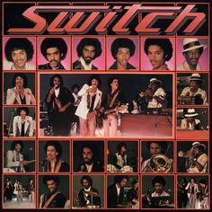 """www.rnbmusicsociety.com Switch was an R/funk band that found fame recording for the Gordy label in the late 1970s, releasing hit songs such as """"There'll Never Be"""", """"I Call Your Name"""" and """"Love Over & Over Again"""". Switch influenced bands such as DeBarge, which featured the siblings of Switch band members Bobby and Tommy DeBarge. — with Phillip Ingram and Gregory Williams."""