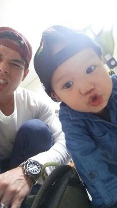 #Taeoh #Asher #Ohmybaby -ctto- https://www.facebook.com/LovelyTaeoh?fref=ts