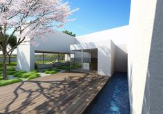 Mobius  #architecture #minimal #white