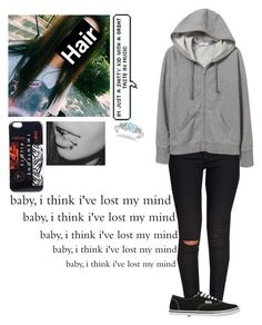 """•Cause nobody knows me baby the way you do•"" by punk-rock-dreamer ❤ liked on Polyvore featuring Allurez, Humble Chic, Victoria's Secret, Sally&Circle and Vans"