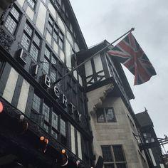My favourite store Liberty of London!