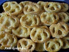 Andi konyhája - Sütemény és ételreceptek képekkel - G-Portál Onion Rings, Food And Drink, Ethnic Recipes, Gourmet, Cooking Recipes, Onion Strings