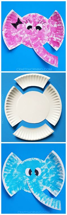 Easy Art For Kids Crafts Paper Plates 63 Trendy Ideas Crafts For Kids To Make, Projects For Kids, Art For Kids, Craft Projects, Art Children, Kid Art, Kids Diy, Arts And Crafts For Kids For Summer, Painting Ideas For Kids