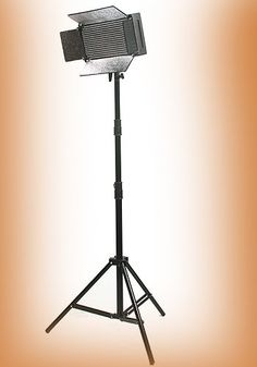 Ephoto 500 LED Professional Studio Video Light Panel Video Light Lighting LED Panel Photograph Video Light Panel with Light Stand Kit By Ephotoinc Uls500led | Studio lighting