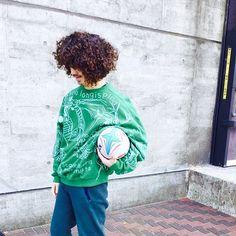 OMA overdrawing sweatshirt 37 satisfaction「ミジンコ Daphnia」 #_OMA#overdrawing#softs#champion#松田水緒