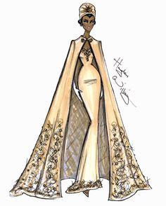 Haute Couture SS14 pt4 | Hayden Williams