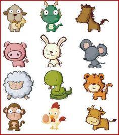 Freebie Friday! Chinese Zodiac Clothespin Activity